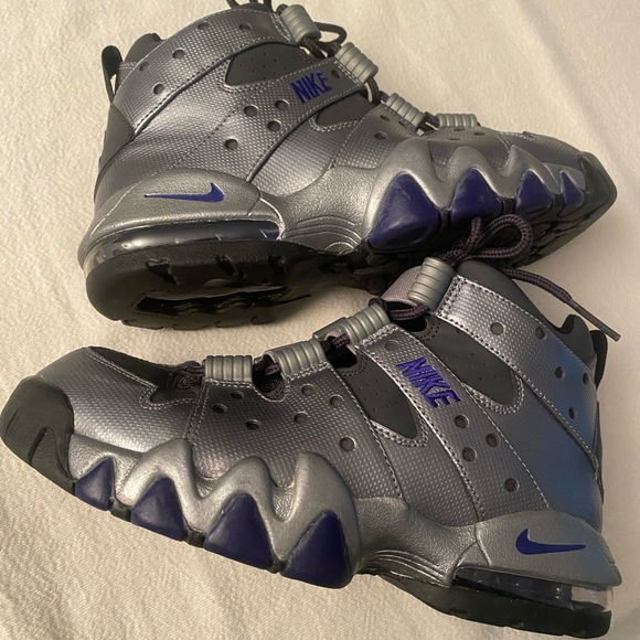 Nike Air Max CB '94 - Metallic Cool Grey (GS 5)